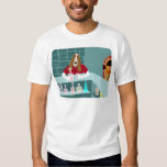 Basset Hound Whiskey Bar Shirt