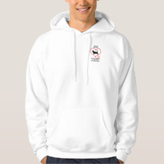Basset Hounds Must Be loved Sweatshirts