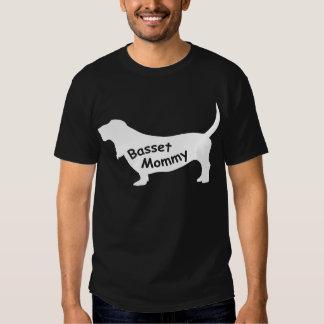 Basset Mommy Tshirt