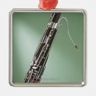 Bassoon Christmas Ornament