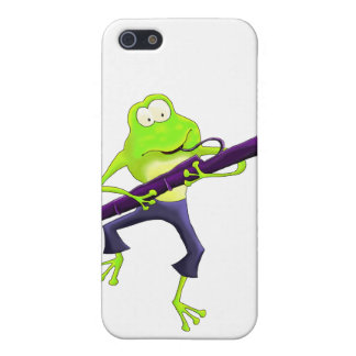 Bassoon Frog Cases For iPhone 5
