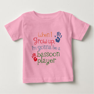 Bassoon Player (Future) Child Baby T-Shirt