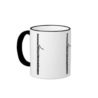 Bassoon Ringer Mug