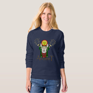 Bast Ancient Ladies Raglan Sweatshirt