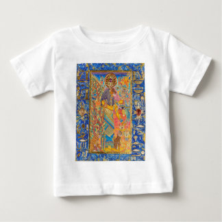 Bast (Art on Front / Plain Back) Baby T-Shirt