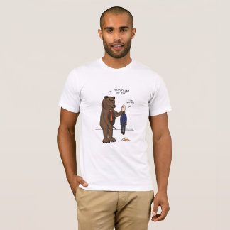 Bastard Bear - 'Pint' T-Shirt