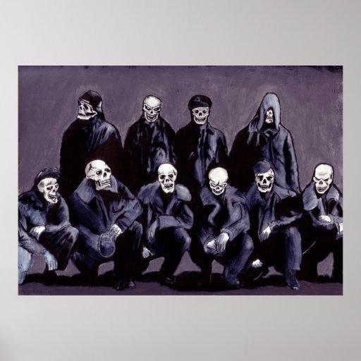 Bastard Sons of Satan Posters