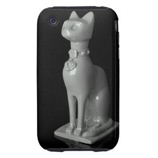 Bastet, ancient egyptian cat goddess. iPhone 3 tough cover