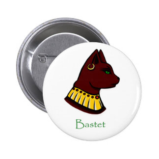 Bastet Badge