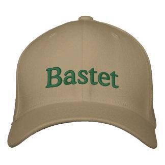 Bastet Embroidered Hat