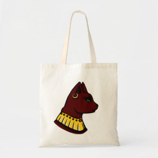 Bastet Tote Canvas Bags