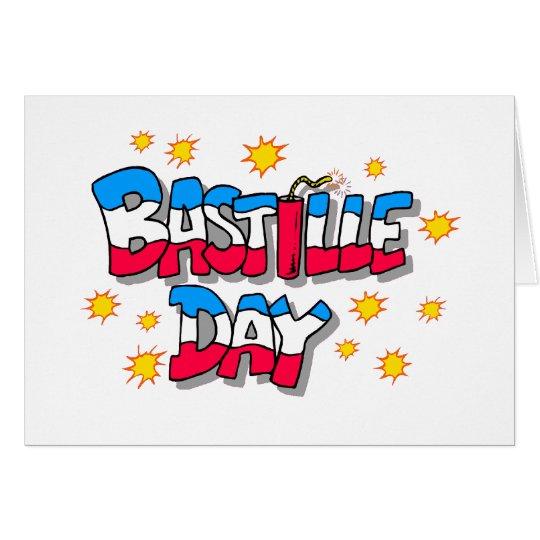 Bastille Day Card