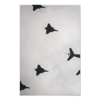 Bastille Day Jets Art Photo
