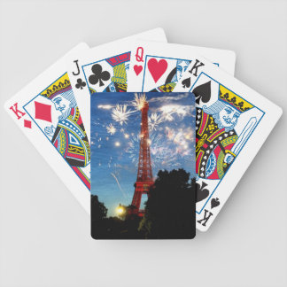 bastille day playing cards