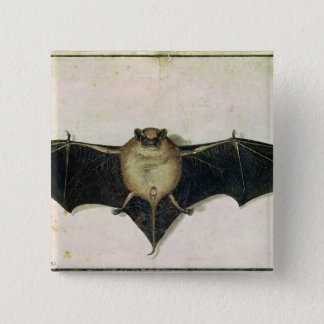 Bat, 1522 15 cm square badge