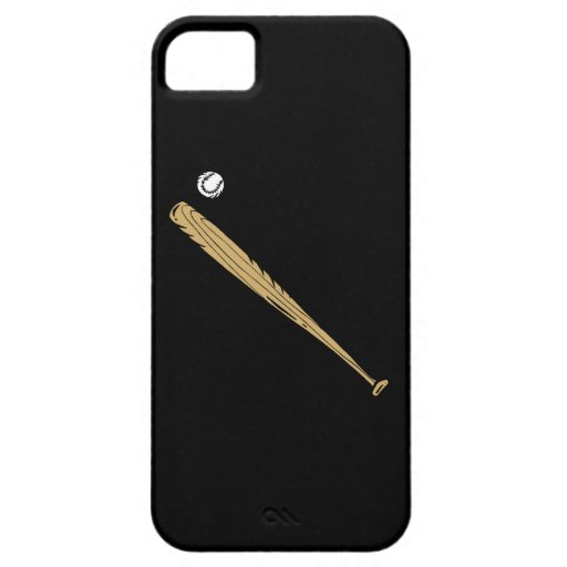 Bat And Ball iPhone 5 Cases