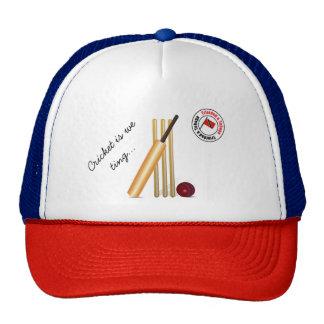 Bat And Ball Trinidad And Tobago Cricket Cap