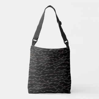 bat attack pack crossbody bag