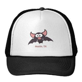 Bat - Austin Texas Hats