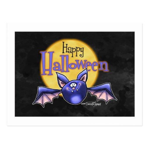 Bat Batitude card Post Cards