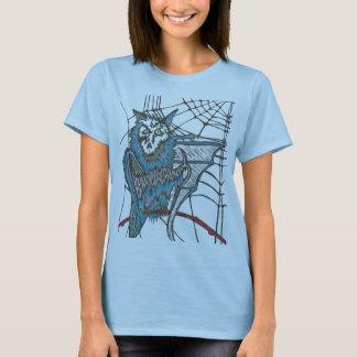 Bat Caught in a Web T-Shirt