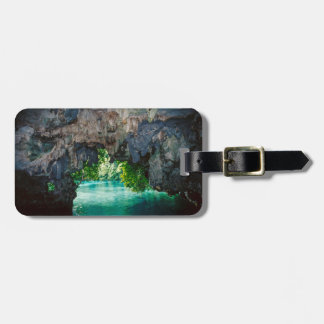 Bat Cave In Airai, Palau, Micronesia Luggage Tag