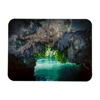 Bat Cave In Airai, Palau, Micronesia Magnet