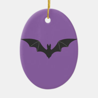 Bat Christmas Ornament