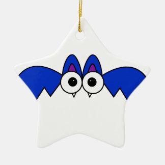 Bat Christmas Ornament