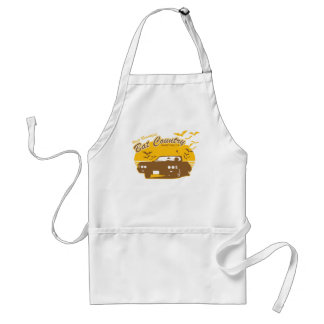 Bat Country - we can't stop here Standard Apron