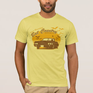 Bat Country - we can't stop here T-Shirt