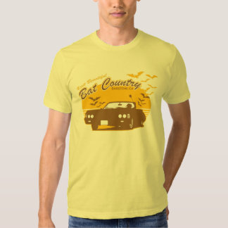 Bat Country - we can't stop here T-shirts