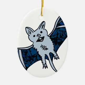 Bat Creature Christmas Ornament