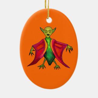Bat creature ornament