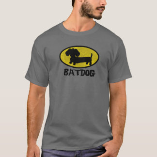 Bat Dog | Wiener Dog Superhero T-Shirt