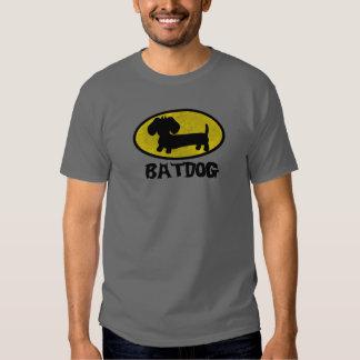 Bat Dog | Wiener Dog Superhero Tee Shirt