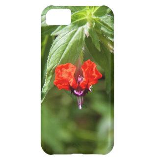 Bat Face Flower Case-Mate Motorola Droid RAZR Bare iPhone 5C Case