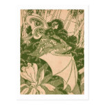 Bat Fairy Postcard