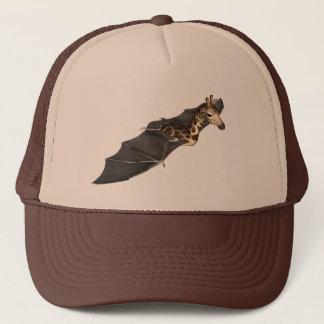 Bat Giraffe Hybrid Trucker Hat
