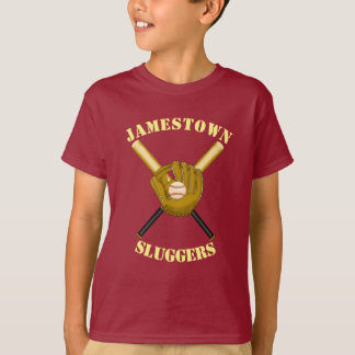 Bat & Glove Boys T-Shirt