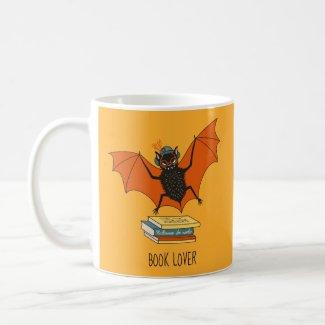 Bat Granny Book Lover Coffee Mug