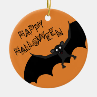 Bat Halloween Ornament