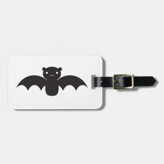 Bat Luggage Tag