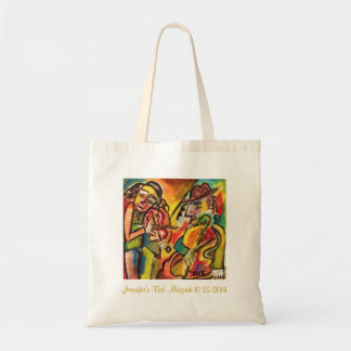 Bat Mitzvah Give-A-Way : Jewish Music Klezmer Band Canvas Bags