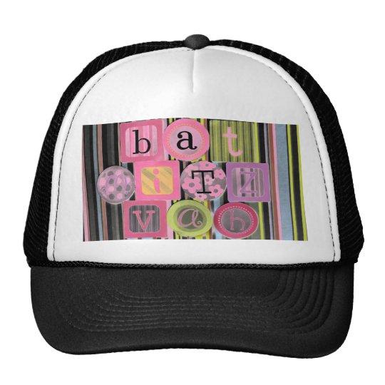 Bat Mitzvah Hat, Bat Mitzvah Party Favour Prize Cap