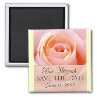 Bat Mitzvah Save the Date Magnet