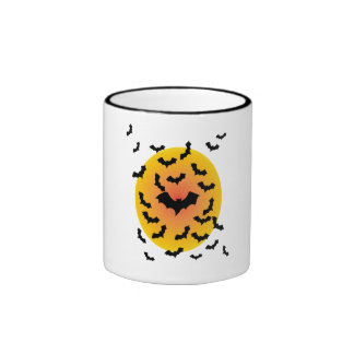 Bat Moon Gift Mug