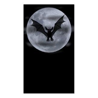 Bat Moon Pack Of Standard Business Cards