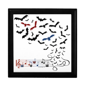Bat Music Design 2 Gift Box