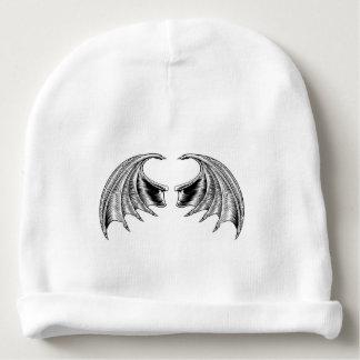 Bat or Dragon Wings Baby Beanie